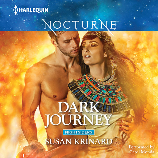 Dark Journey, Susan Krinard