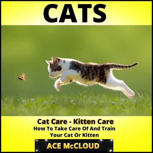 Cats: Cat Care: Kitten Care: How To Take Care Of And Train Your Cat Or Kitten, Ace McCloud