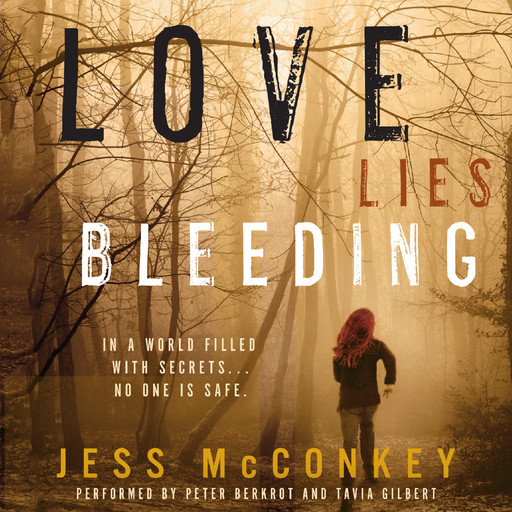 Love Lies Bleeding, Jess McConkey