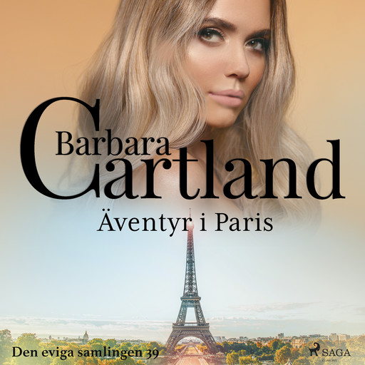 Äventyr i Paris, Barbara Cartland