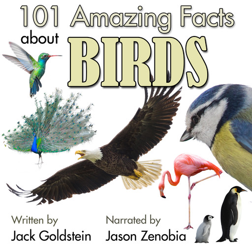 101 Amazing Facts about Birds, Jack Goldstein