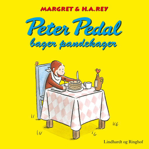 Peter Pedal bager pandekager, H.A. Rey