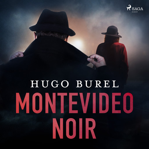 Montevideo noir, Hugo Burel