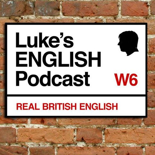 485. Difficult Words to Pronounce in English (with Paul Taylor) Part 1, Luke Thompson