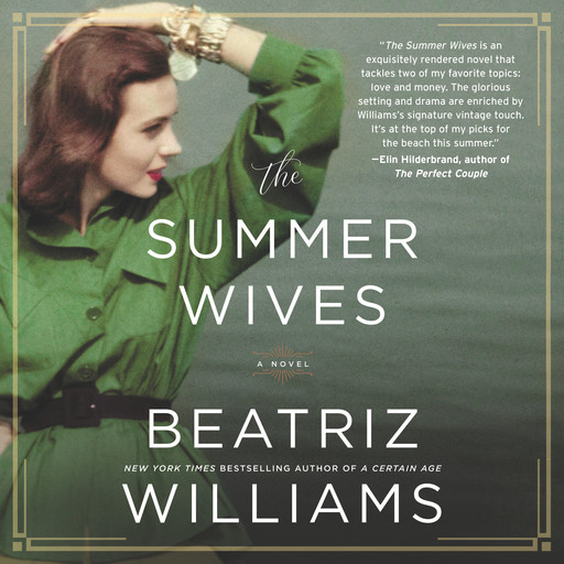 The Summer Wives, Beatriz Williams