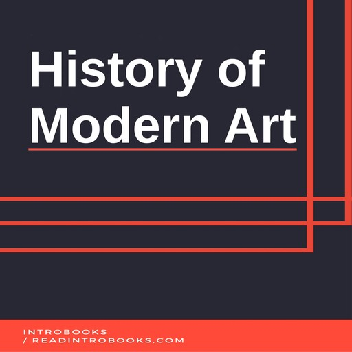 History of Modern Art, Introbooks Team