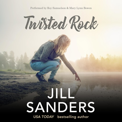 Twisted Rock, Jill Sanders