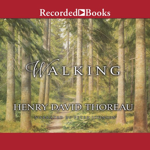 Walking, Henry David Thoreau