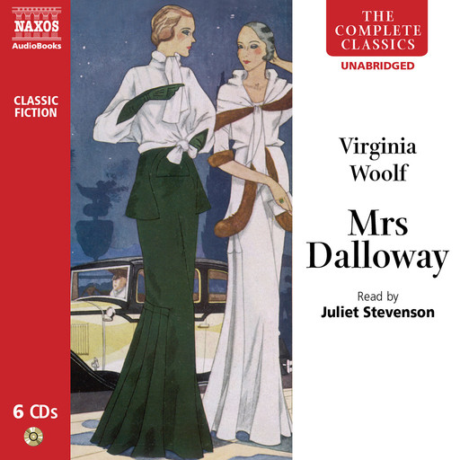 Mrs Dalloway (unabridged), Virginia Woolf