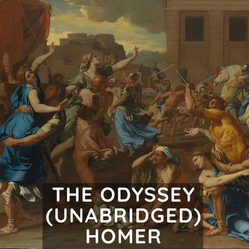 The Odyssey (Unabridged), Homer