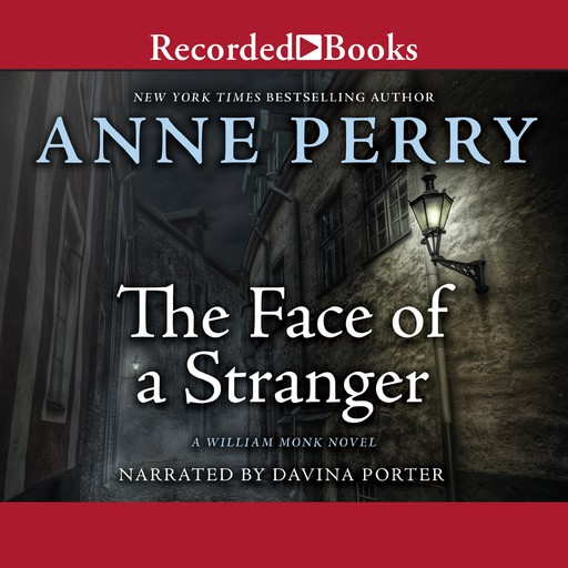 The Face of a Stranger, Anne Perry