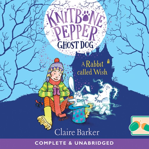 Knitbone Pepper A Rabbit Called Wish, Claire Baker