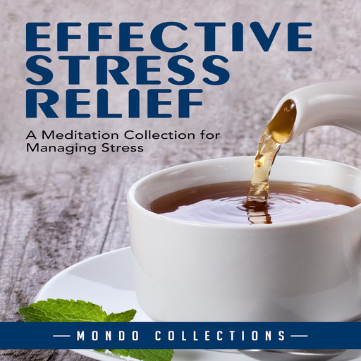 Effective Stress Relief: A Meditation Collection for Managing Stress, Mondo Collections