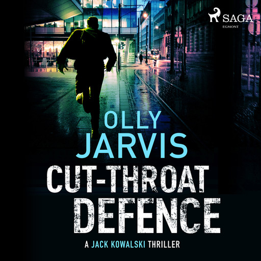 Cut-Throat Defence, Olly Jarvis