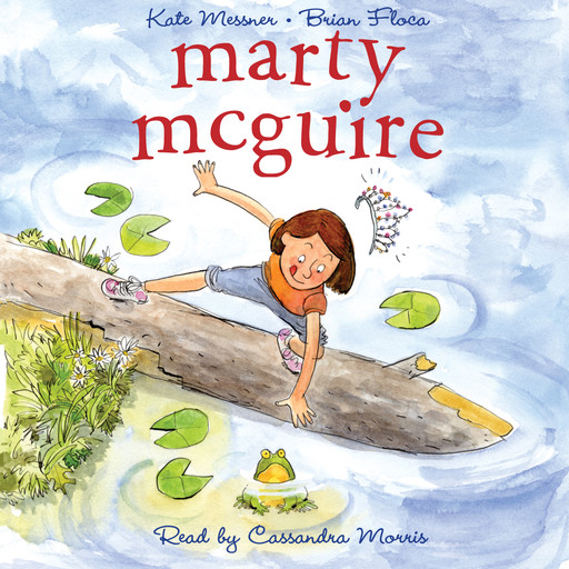 Marty McGuire, Kate Messner