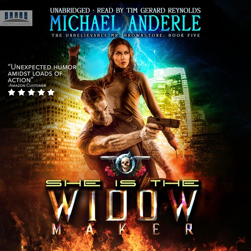 She Is The Widow Maker, Michael Anderle