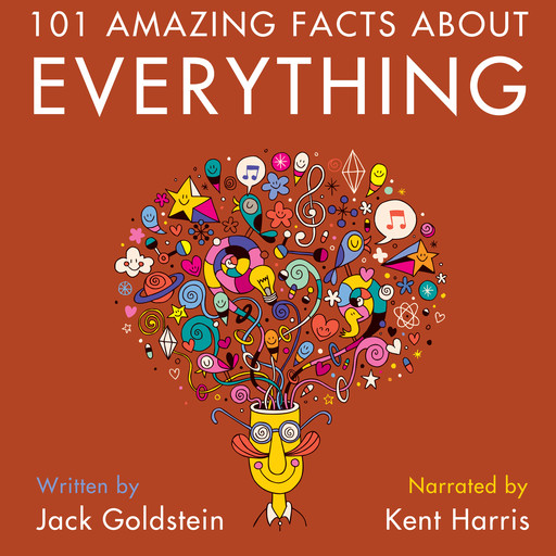 101 Amazing Facts about Everything, Jack Goldstein