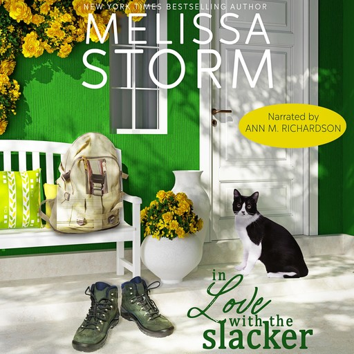 In Love with the Slacker, Melissa Storm