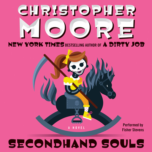 Secondhand Souls, Christopher Moore