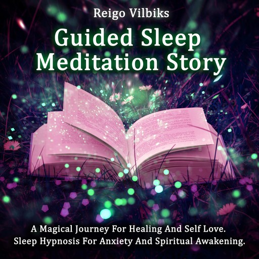 Guided Sleep Meditation Story, Reigo Vilbiks