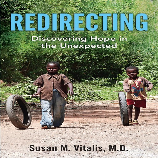 Redirecting: Discovering Hope in the Unexpected, Susan Vitalis