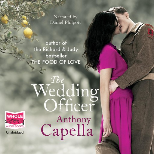 The Wedding Officer, Anthony Capella