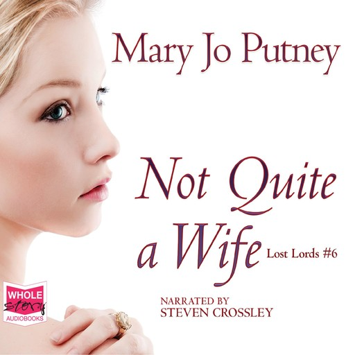 Not Quite a Wife, Mary Jo Putney