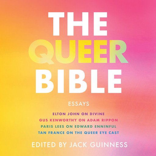 The Queer Bible, Jack Guinness