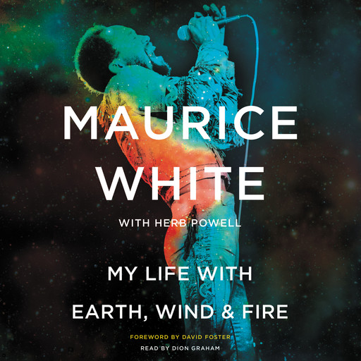 My Life with Earth, Wind & Fire, Herb Powell, Maurice White