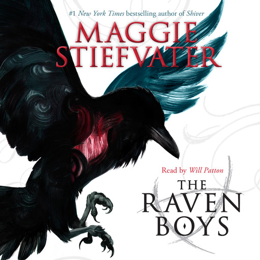 The Raven Boys: Book 1 of the Raven Cycle, Maggie Stiefvater