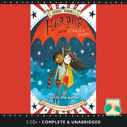 Harper And The Circus Of Dreams, Cerrie Burnell