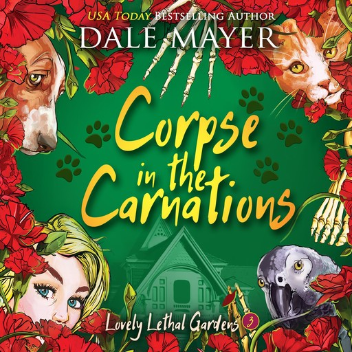 Corpse in the Carnations, Dale Mayer