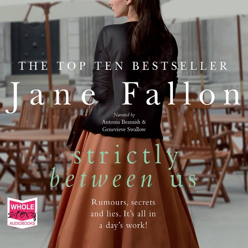 Strictly Between Us, Jane Fallon