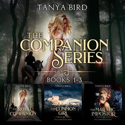 The Companion series, Books 1-3, Tanya Bird