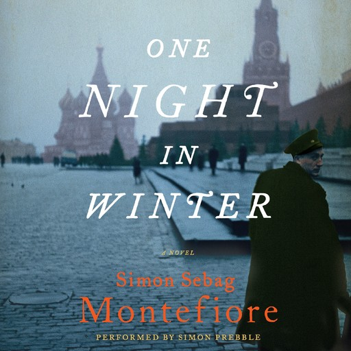 One Night in Winter, Simon Sebag Montefiore