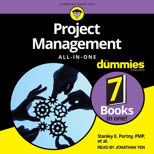 Project Management All-in-One For Dummies, et.al., PMP, Stanley E.Portny