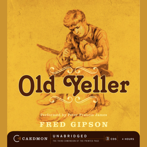 Old Yeller, Fred Gipson