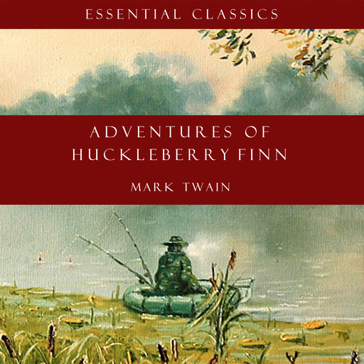 Adventures of Huckleberry Finn, Mark Twain