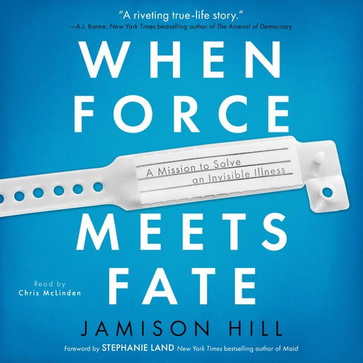 When Force Meets Fate, Jamison Hill
