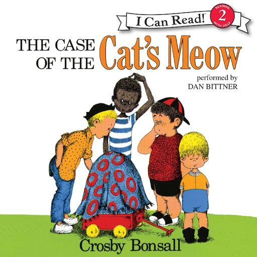 The Case of the Cat's Meow, Crosby Bonsall