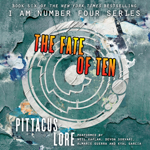 The Fate of Ten, Pittacus Lore