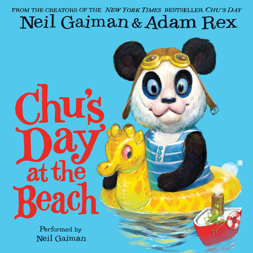 Chu's Day at the Beach, Neil Gaiman