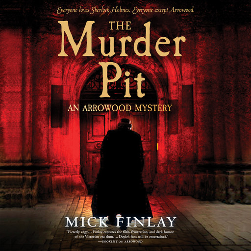 The Murder Pit, Mick Finlay