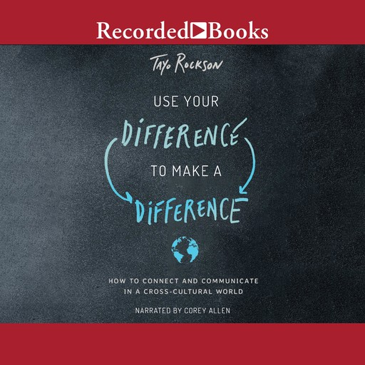 Use Your Difference to Make a Difference, Tayo Rockson