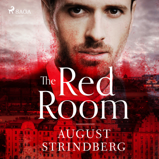 The Red Room, August Strindberg