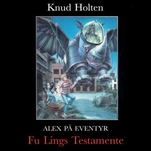 Fu Ling's Testamente, Knud Holten