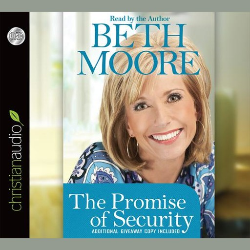 The Promise of Security, Beth Moore