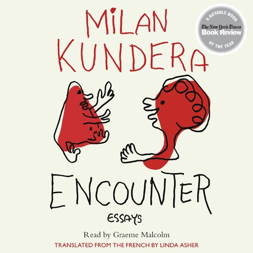 Encounter, Milan Kundera