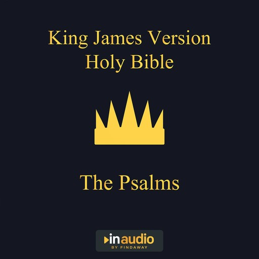 King James Version Holy Bible - The Psalms, Uncredited