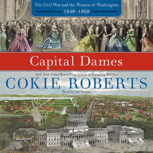 Capital Dames, Cokie Roberts